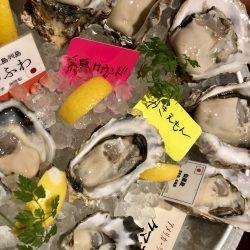 フジヤマタパスの絶品生牡蠣 -富士宮グルメ編-