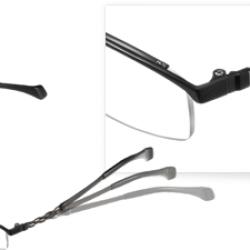 ラインアートの弟分⁉「メンズマーク」のメガネ