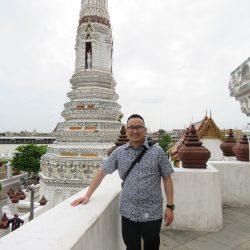 部長、バンコクでTOMFORDをLOSTする。